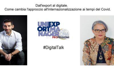 Export Digitale: digital talk UNIEXPORTMANAGER