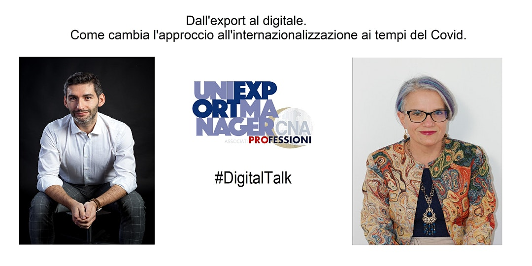 Export Digitale: digital talk UNIEXPORTMANAGER