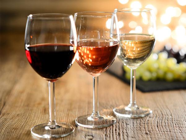 Presentazione Sezione Wine