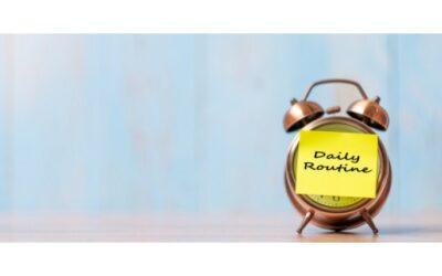 Come creare abitudini per arrivare a fine giornata soddisfatti